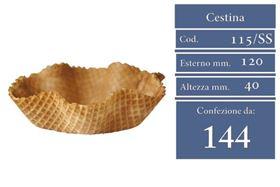 Immagine di CIALDA CESTINA IAVAZZO PZ.144