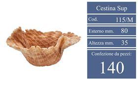 Immagine di CIALDA CESTINA M IAVAZZO PZ.140
