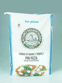 Immagine di FARINA DALLAGIOVANNA 00-N PIZZA BLU KG 25