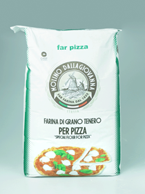 Immagine di FARINA DALLAGIOVANNA 0-R PIZZA KG 25