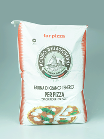 Immagine di FARINA DALLAGIOVANNA 0-S PIZZA KG 25