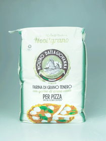 Immagine di FARINA DALLAGIOVANNA NOBILGRANO 1-R PIZZA VERDE GERME KG 25