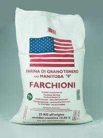 Immagine di FARINA FARCHIONI 0M TELA KG.25
