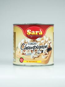 Picture of FUNGHI CHAMPIGNONS 6X3KG SARA'