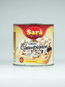 Immagine di FUNGHI CHAMPIGNONS 6X3KG SARA'