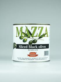 Picture of OLIVE NERE RONDELLE MAZZA KG 3  CTX6PZ