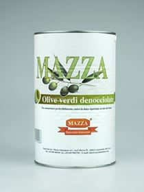 Picture of OLIVE VERDI DENOCC. MAZZA KG 5  CTX3 PZ