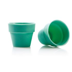 Immagine di FLOWER POT LARGE BLUE 28 PZ DOBLA