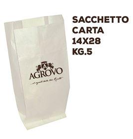 Picture of SACCHETTO CARTA 14X28 KG.5