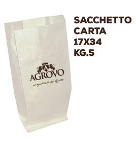 Picture of SACCHETTO CARTA 17X34 KG.5