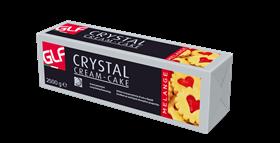 Immagine di CRYSTAL MELANGE 25% CREAM/CAKE BLOCCO PZ.4X2.5KG GLF