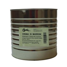 Picture of CREMA DI MARRONI CESARIN SELEZIONE 3KG(CT 2 CF)