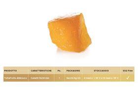 Picture of TUTTAFRUTTA ALBICOCCA CUBETTI 14X14 . CESARIN 2CFX2.5KG