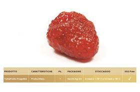 Picture of TUTTAFRUTTA FRAGOLINE SELEZ. CESARIN KG2.5X2CF