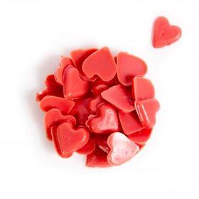Immagine di SPRINKLE HEARTS RED 0.6 KG DOBLA